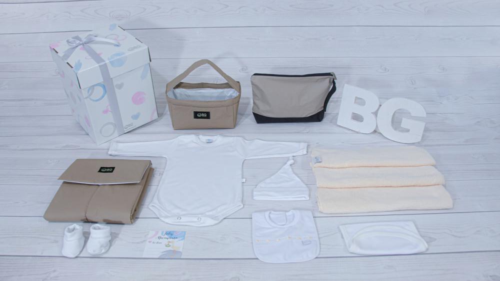 Regalos de Nacimiento para empresas - Box N2