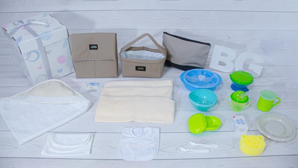 Regalos de Nacimiento para empresas - Box N3