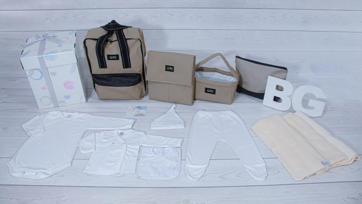 Regalos de Nacimiento para empresas - Box N4