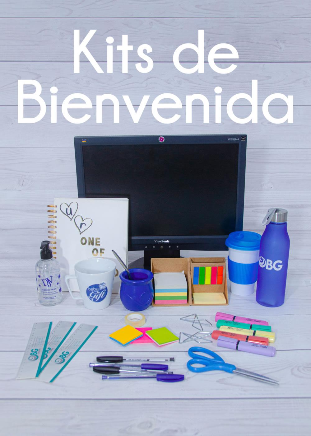 Kits de Bienvenida para empresas