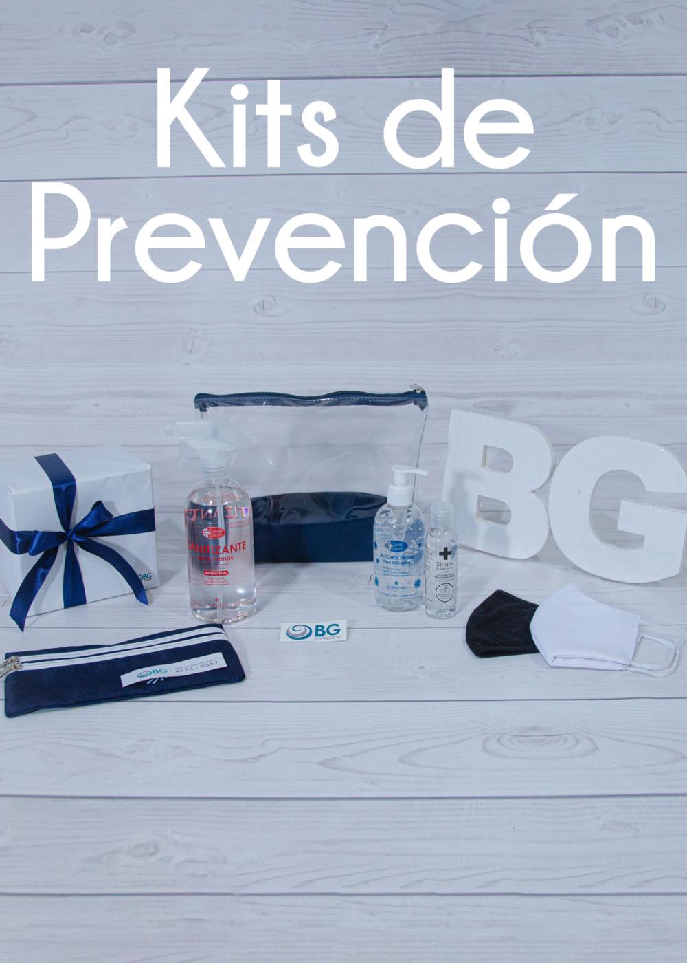 Kits de Prevención para empresas