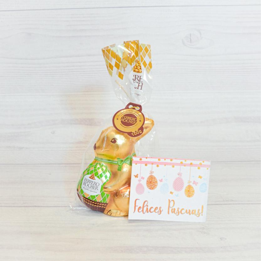 Conejo Ferrero Rocher